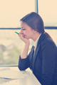 business woman at  office - PhotoDune Item for Sale