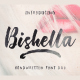 Bishella Font Duo - GraphicRiver Item for Sale