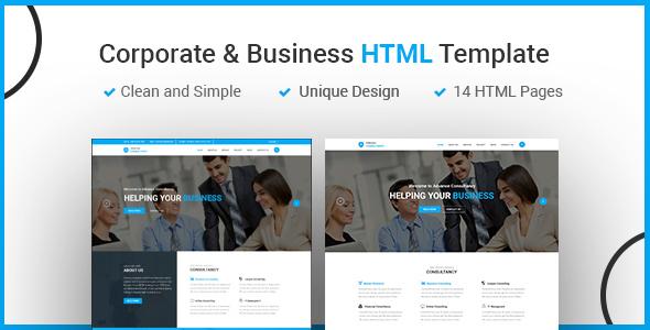 Image of Corvance - Business, Corporate & Multi-Purpose HTML Template