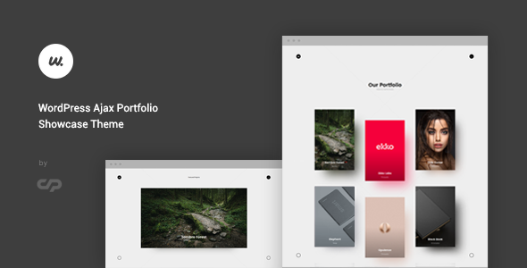 Image of Wizzaro - WordPress Ajax Portfolio Showcase Theme