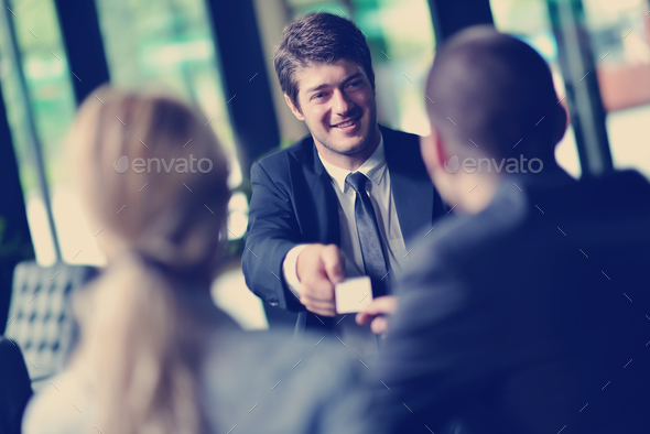 business people group - Stock Photo - Images
