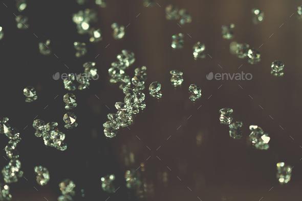 diamonds - Stock Photo - Images