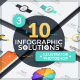 10 Infographic Solutions. Part 3 - GraphicRiver Item for Sale