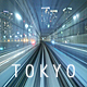 Tokyo Monorail Hyperlapse POV at Night - VideoHive Item for Sale