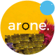 Arone - One Page Parallax Joomla Template - ThemeForest Item for Sale