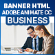 Business Banners HTML5 - 7 Sizes (Animate CC) - CodeCanyon Item for Sale
