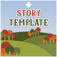 Story Template for Android