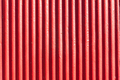 Red corrugated metal sheet background - PhotoDune Item for Sale