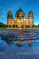 The Dom in Berlin before sunrise - PhotoDune Item for Sale