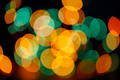 multicolored holiday bokeh - PhotoDune Item for Sale