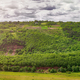 Spring view of Chervonohorod Castle ruins - PhotoDune Item for Sale