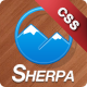 Sherpa | Complete Navigation System (CSS Edition)