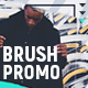 Brush Modern Promo - VideoHive Item for Sale