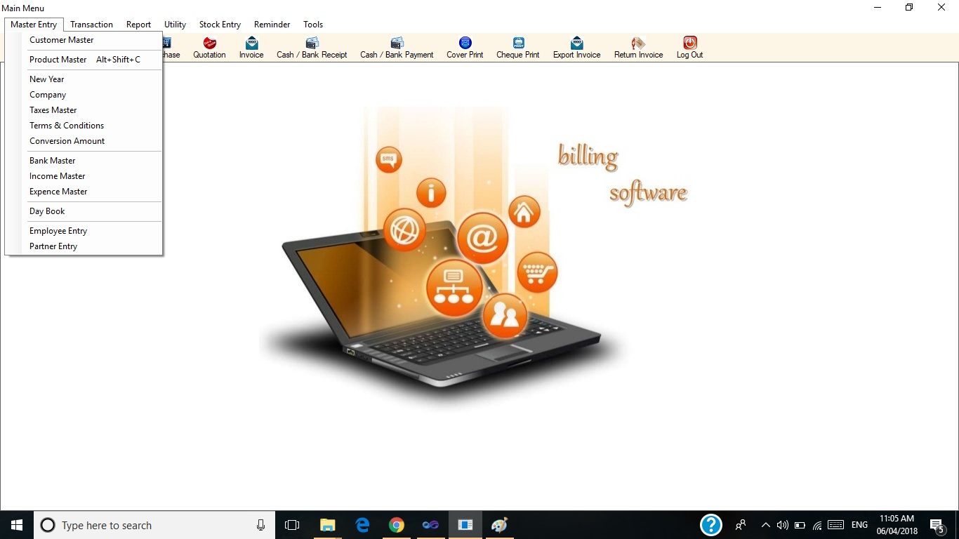 NON GST Billing Software
