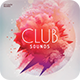 Club Sounds CD Cover Artwork - GraphicRiver Item for Sale