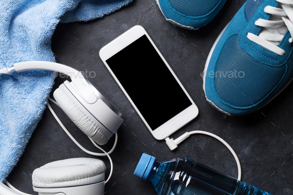 Fitness concept - Stock Photo - Images