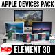 Apple Devices Mega Pack - Element 3D - 3DOcean Item for Sale