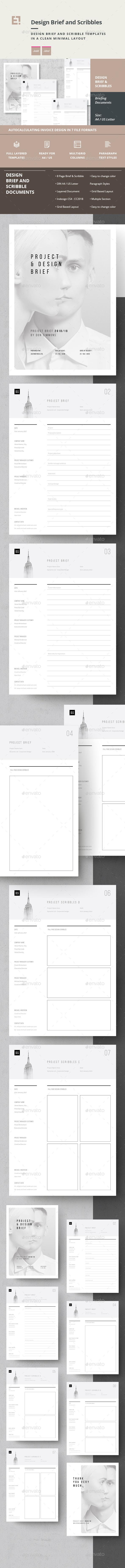 Brief - Informational Brochures