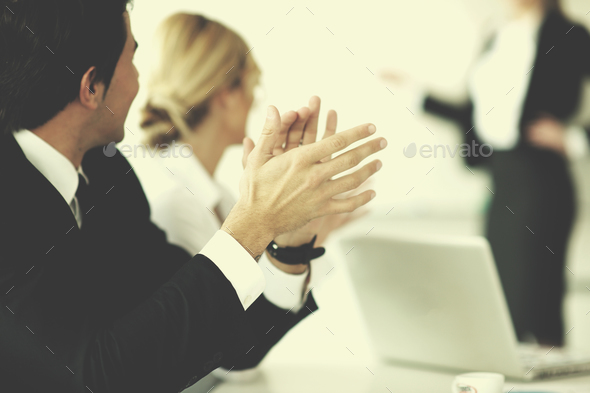 business people team - Stock Photo - Images