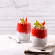 Strawberry chia pudding - PhotoDune Item for Sale