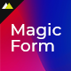 Magic Form - Extending the standard form properties for Adobe Muse