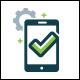 Mobile Check Logo Template - GraphicRiver Item for Sale