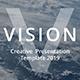 Vision Creative - Model Google Slide Template - GraphicRiver Item for Sale