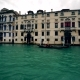 Gondola Navigation in Grand Canal in Venice, Italy  - VideoHive Item for Sale