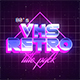 80's VHS Retro Title Pack - VideoHive Item for Sale