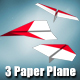 Paper Airplane - VideoHive Item for Sale