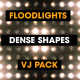 Floodlights - Dense Shapes - VideoHive Item for Sale