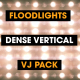 Floodlights - Dense Vertical - VideoHive Item for Sale