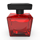 Red Perfume Bottle v.2