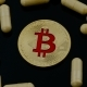 Bitcoin Cryptocurrency As a Poverty Medicine - VideoHive Item for Sale