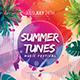 Summer Tunes Flyer Template