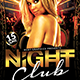 Night Club Flyer - GraphicRiver Item for Sale
