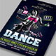 Dance Flyer Templates - GraphicRiver Item for Sale