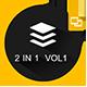 2 in 1 - Google Slides Template Bundle - GraphicRiver Item for Sale