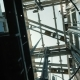 The Elevator Goes Down in the Shaft. At the Top, You Can See the Mechanism of the Lift, the Cables - VideoHive Item for Sale