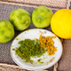 Peeled limes and fresh zest. - PhotoDune Item for Sale