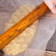 Hand with rolling pin roll out dough. - PhotoDune Item for Sale
