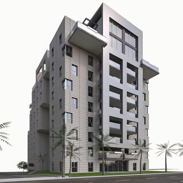 Condominium 02 - 3DOcean Item for Sale