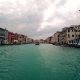 Boat Traffic Along the Grand Canal in Venice with Grand Canal Italy - VideoHive Item for Sale