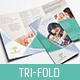 Counselling Tri-Fold Brochure Template - GraphicRiver Item for Sale