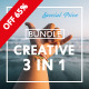 Special Creative Bundle 3IN1 Google Slide Templates - GraphicRiver Item for Sale