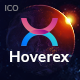 Hoverex | Cryptocurrency & ICO WP Theme - ThemeForest Item for Sale