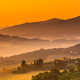 Tuscan Country during Sunrise, Italy - PhotoDune Item for Sale
