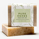 Organic Soap Label - GraphicRiver Item for Sale