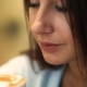 of Young Attractive Woman Drinking Coffee - VideoHive Item for Sale