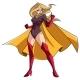 Superheroine Battle Mode